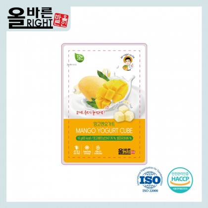 All-Right Mango Yogurt Cube 16g