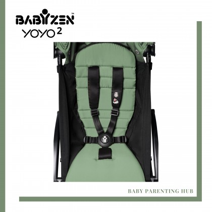 BabyZen Yoyo 6+ Color Pack - Peppermint