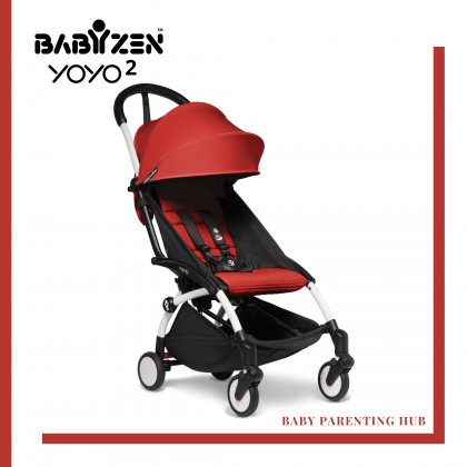 BabyZen Yoyo 6+ Color Pack - Red