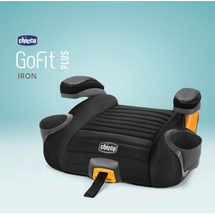 Chicco GoFit Plus Backless Booster Seat Iron US
