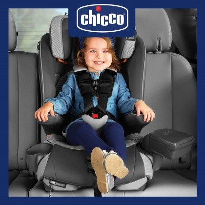 Chicco MyFit Zip Air Harness Booster Seat Q Collection