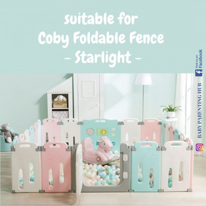Coby Haus - Coby Fence Starlight Folding Fence 4pcs