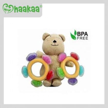 Haakaa Silicone Teether - Ferris Wheel