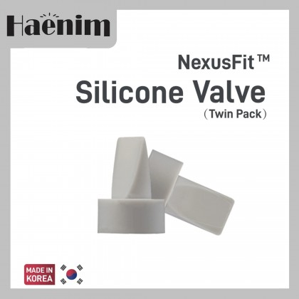 Haenim NexusFit Silicone Valve (Twin Pack)