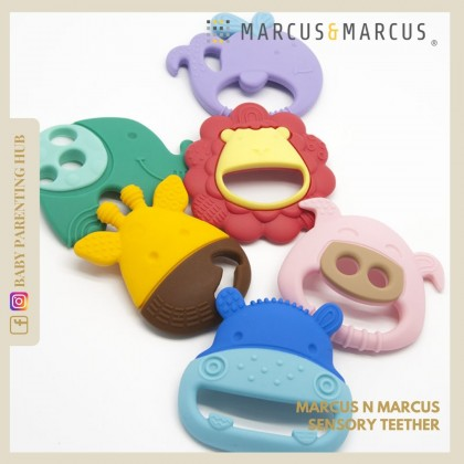 Marcus & Marcus Sensory Teether - Willo