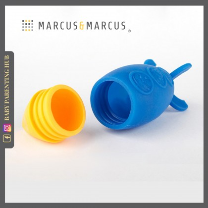 Marcus & Marcus Silicone Bath Toy Space Rocket