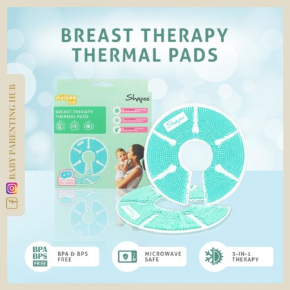 Shapee Therapy Thermal Breast Pads 2pcs