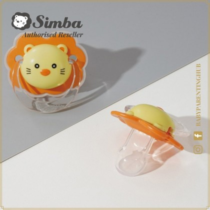 Simba Patterns Pacifier Thumb Shaped 0m+