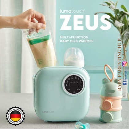 Luma Touch Zeus Baby Multifunction Milk Warmer