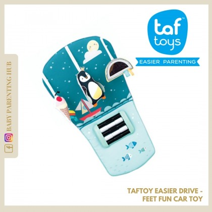 Taftoy Easier Drive - Feet Fun Car Toy
