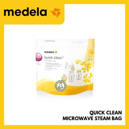 Medela Quick Clean Microwave Steam Bag