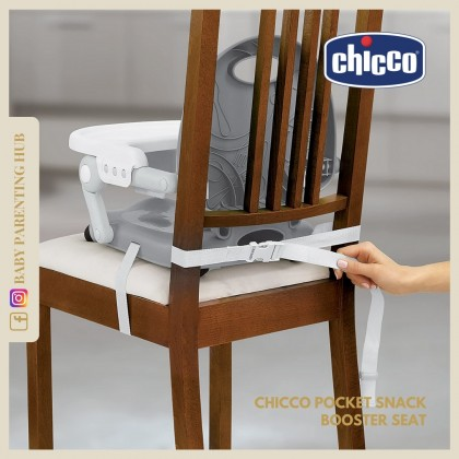 Chicco Pocket Snack Booster Seat Blue Sky