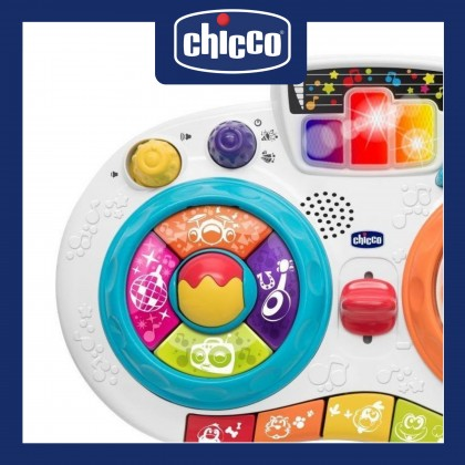 Chicco Toy Piano DJ Mixy - International Vers