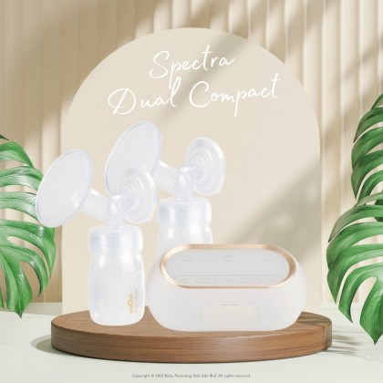 Spectra Dual Compact Double Electric Breast Pump