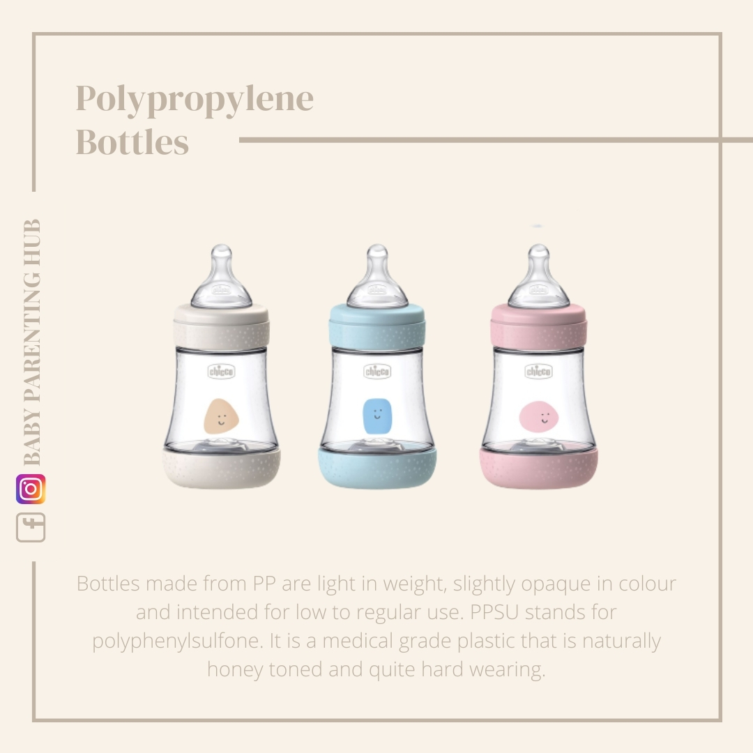 How to choose the right baby bottle?